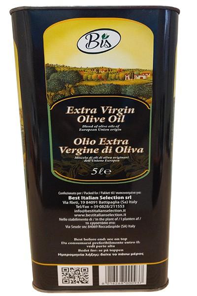 Оригинальное оливковое масло Extra Virgin